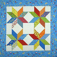 Kindergarten Quilts Pattern