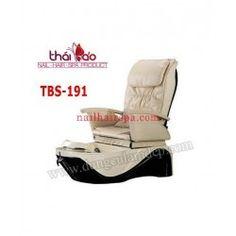 Ghe Spa Pedicure TBS191 Ghế Spa Pedicure là sản phẩm ghế chuyên nghiệp đang được rất ưa chuộng bởi các Nail Salon trên toàn thế giới. Ghế là sự kết hợp hoàn hảo giữa ghế nail thông thường cùng với ghế massage.
