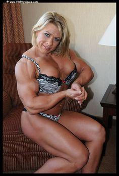 Female muscle erotica kink muscular women