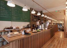 貿易咖啡館由TwistInArchitecture