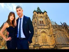 (100) Istanbullu Gelin Стамбульская невеста: Потрясающие съёмки в Праге с Озджаном Дениз и Аслы Энвер! - YouTube