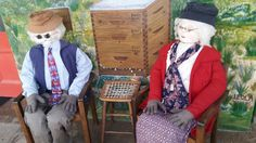 Quirky characters on the veranda of a local shop West Coast, Touring, Wild Flowers, South Africa, African, Characters, Places, Shop, People