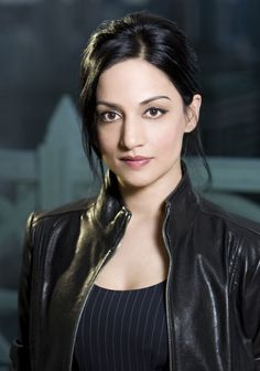 Kalinda.  The things Archie Panjabi does with this character!  Don't miss The Good Wife.