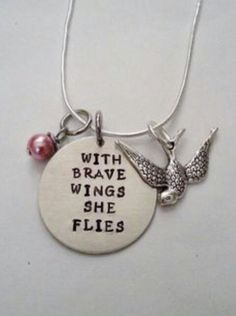 I want this with my feather