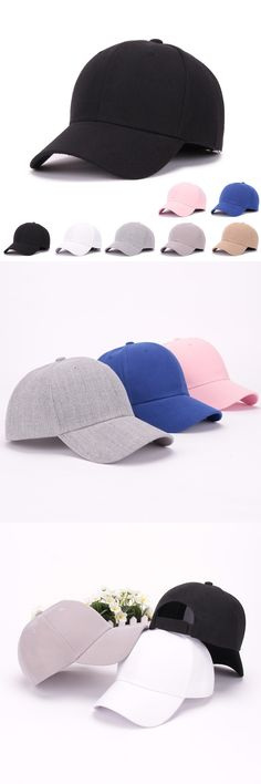 4ee6fe7cddf Hot Sell 5 or 6 Panel Promotional Plain Color Baseball Cap with LOGO  printing or Embroidered
