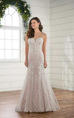 Essense of Australia - Vows Bridal Dream Wedding Dresses, Bridal Dresses, Lace Wedding, Flower Girl Dresses, Vows Bridal, Bridal Salon, Essense Of Australia Wedding Dresses, Something Blue Bridal, Simple Gowns