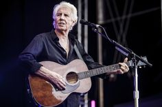 016 Music Legends Fest 2016 Graham Nash 11VI16 por Dena Flows