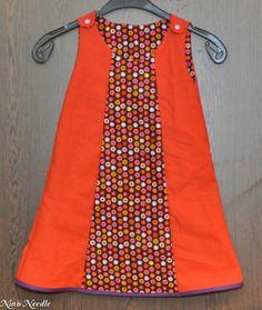 Alles-Für-Selbermacher Kleidchen (Upcycling)