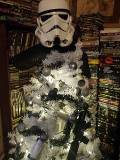 StormTrooper Xmas tree