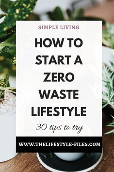 zero waste challenge: how it went - The Lifestyle Files zero waste challenges: what I've learned and simple tips to become zero waste /// zero waste tips / zero waste living / sustainable living / green living / eco tips / minimalism / simple living