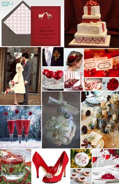 Bodas navide as ideas para organizar una boda en navidad - Todo lo necesario para una boda ...