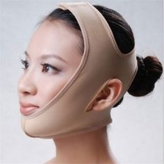 Facial Slimming Bandage SkinCare Belt Shape And Lift Reduce Double ChinFace Mask DG6615