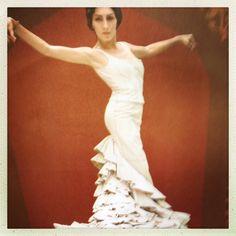 Malaga Malaga, One Shoulder Wedding Dress, Spain, Statue, Iphone, Wedding Dresses, Fashion, Flamingo, Bride Dresses