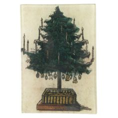 A beautiful tree - start a collection - one each year - this one is from John Derian Company