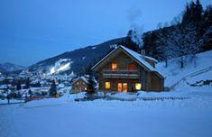 Hüttendorf Schladming - Hüttenurlaub in Österreich - Skiurlaub und Wanderurlaub in der Dachstein-Tauern-Region
