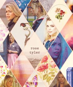 When I met you, I didn't like you. But in the end, no one could replace you. <3 Rose Tyler.