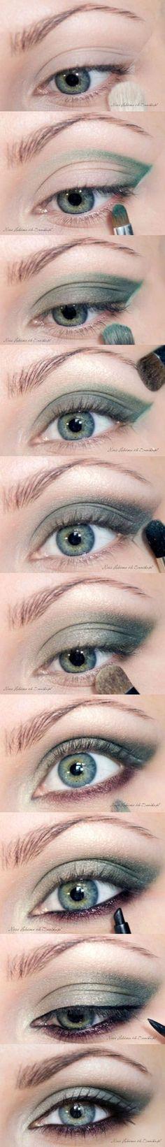 10+ Tutoriels de maquillage d'hiver faciles et simples pour débutants et apprenants 2018