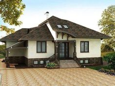 House Doors, Home Living, Style At Home, My Dream Home, Future House, Luxury Homes, Beautiful Homes, Gazebo, Exterior