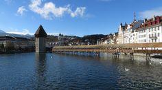 Lucerne - Switzerland  Photo by GoNXaS