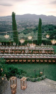 Glam wedding in Italy Tuscany Wedding Venue, Outdoor Wedding Reception, Italy Wedding, Our Wedding, Wedding Venues, Outdoor Weddings, One Summer, Ceremony Arch, We Fall In Love