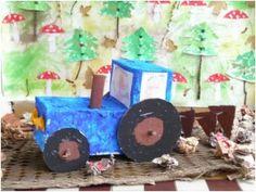 podzim-traktor1 Transportation, Autumn, Google, Pulley, Tractor, Fall Season, Fall