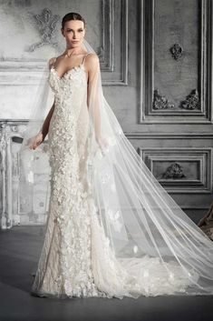 Find This Pin And More On Demetrios Collection 2018 By Macys Bridal Salon Chicago