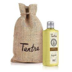 Óleo Tantra para massagem sensual. De origem 100% vegetal, possui textura brilhante e aroma de bergamota, sendo ideal para…