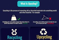 INFOGRAPHIC: Inspirational DIY projects to get you started on upcycling | Inhabitat - Sustainable Design Innovation, Eco Architecture, Green Building