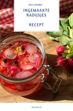 Cranberry Walnut Salad, My Kitchen Rules, Canning Pickles, Pickels, Gin Tonic, Lemon Recipes, Fermented Foods, Vegetable Side Dishes, Japanese Food