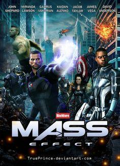 Ma Fan arts de la semaine #5   Mass Effect Universe