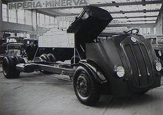 Camion Minerva AG 65 à moteur Diesel licence Ganz-Jendrassik (1939), MINERVA STORY INTERESSANT VEEL AFBEELDINGEN
