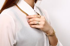 Star Frame ring / Point ring / Simple Stylish ring / by 4xtyle