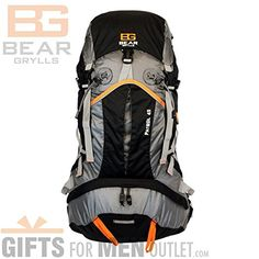Bear Grylls 45L Backpack (Hydration Pack Compatible) *** You can find out more details at the link of the image.