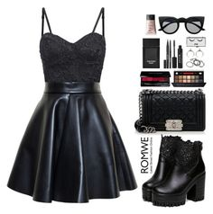 Designer Clothes, Shoes & Bags for Women Bad Girl Outfits, Komplette Outfits, Kpop Fashion Outfits, Girls Fashion Clothes, Polyvore Outfits, Really Cute Outfits, Cute Comfy Outfits, Classy Outfits, Pretty Outfits