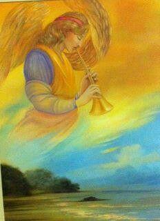 Archangel Gabriel (strength) helps us with communication & new ideas x