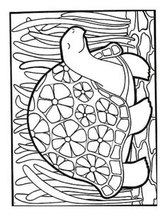 Zebra coloring pages - Zoo animals | pages 2 color | Pinterest ...