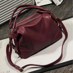 Soft  Leather Women Bag Zipper Hobos Bags //Price: $41.00 & FREE Shipping //     #instagood