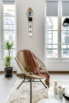 salón rincón lectura / 7 formas de mejorar tu salón en un fin de semana #hogarhabitissimo