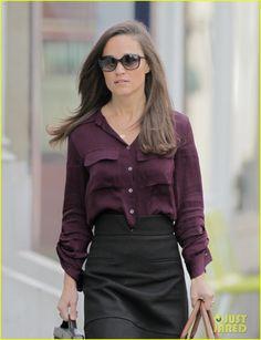 Pippa Middleton: Running Errands in London!