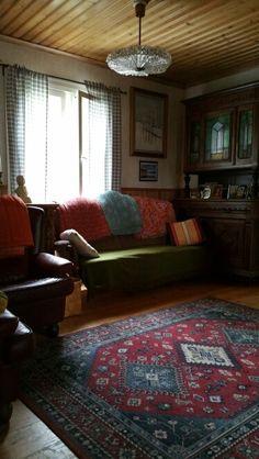 Boho sofas.