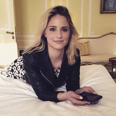 Dianna Agron is one flawless human being