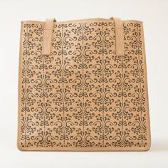 Elegant Ornate Damask Pattern Romantic & Beautiful Tote - elegant gifts gift ideas custom presents