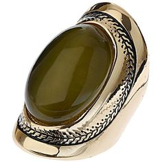 Cats Eye Bead Ring ($20) ❤ liked on Polyvore featuring jewelry, rings, accessories, band rings, beading jewelry, beaded jewelry, cats eye jewelry and beaded rings