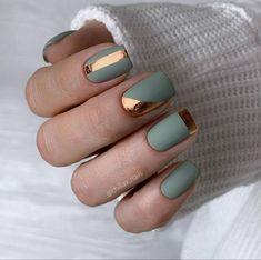 Elegant Nails, Stylish Nails, Trendy Nails, Perfect Nails, Gorgeous Nails, Nail Design Stiletto, Nagellack Design, Classic Nails, Fire Nails