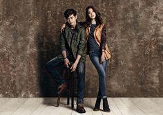 Park Shin Hye and Lee Jong Suk ☆ #Kdrama for Jambangee's F/W 2013 Campaign