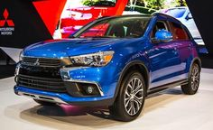 2016 Mitsubishi Outlander Sport: It's Been Updated!-Kammy