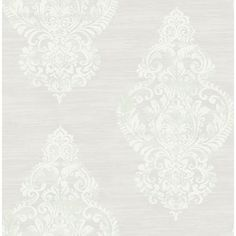 Seabrook Wallpaper RG60319 - Garden Rose - All Wallcoverings - Collections - Residential Since 1910