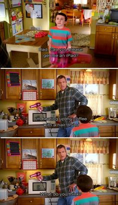 The Middle- such an underrated show. It's completely hilarious and totally relatable