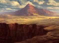 Desierto rocoso