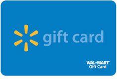 Walmart $100 gift card - (20 chips)